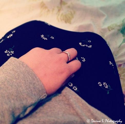 Comfy cozy.
